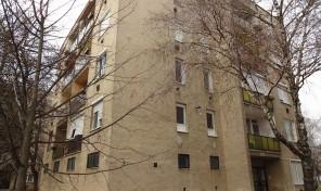 Hunyadi utcai 2 szobás, erkélyes téglalakás eladó!