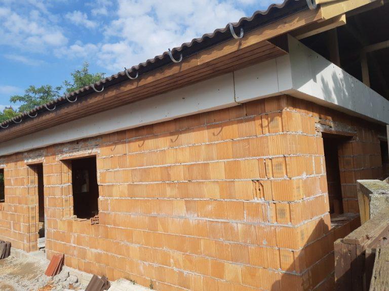Jókai utcán új építésű családi ház eladó! CSOK 10+15!