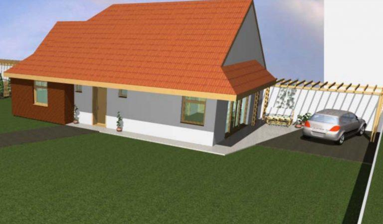 Makón új, modern családi ház eladó!